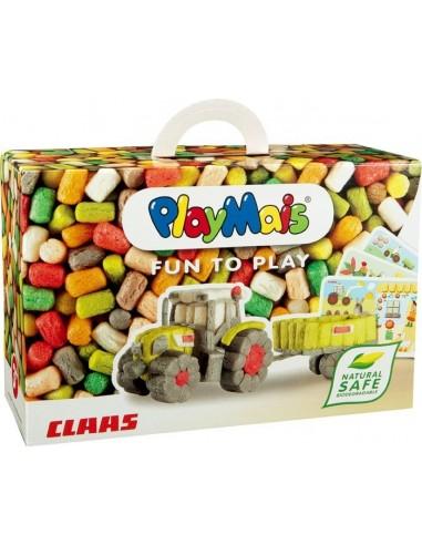Bloques de modelar PlayMais Claas