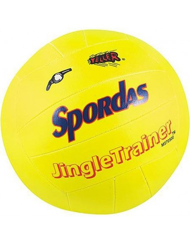 Balón Sonoro Adaptado