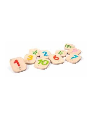 Números en Braille