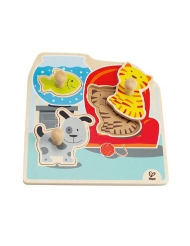 Puzzle Mascotas