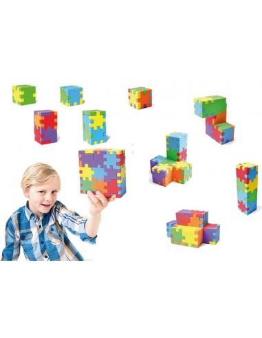 Puzzle 3D - Happy Cube - Pack de Seis...