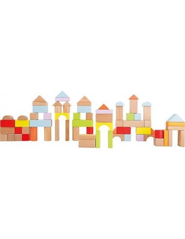 Juego de Construcción - Bloques Clásicos