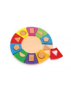 Pasabolas Tortuga de colores