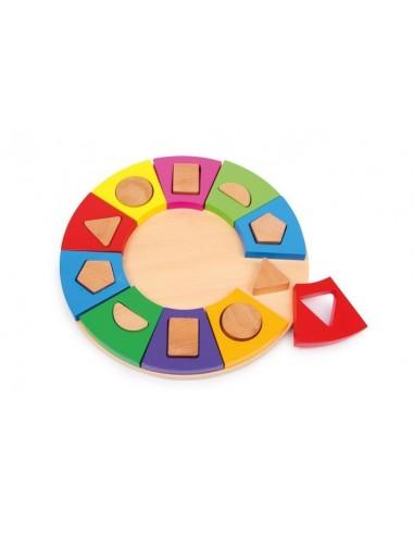 Encaje circular