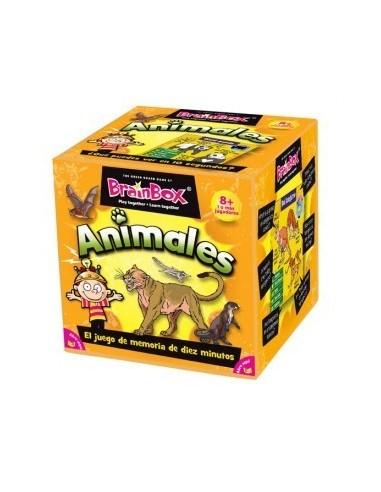 BrainBox Animales: Juego de Memoria