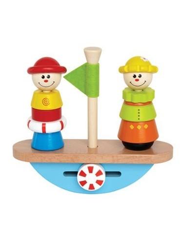 Barco Equilibrios
