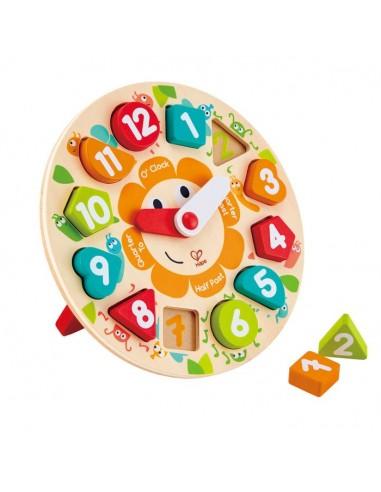 Puzzle: Mi primer Reloj